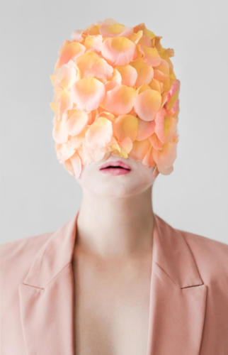 PINK | Flowers may bloom.