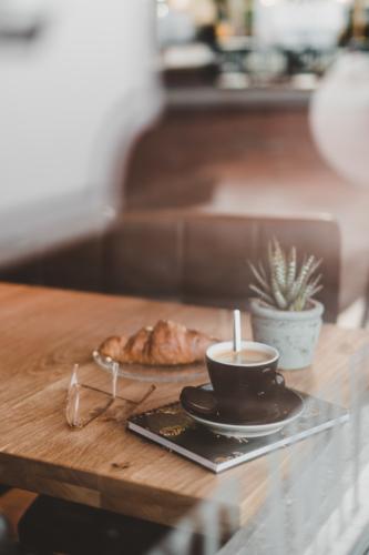 Hudson Coffee sfeerbeelden lunch en koffie door Roos Oosterbroek en Denise Pronk